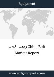 2018-2023 China Bolt Market Report