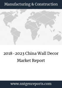 2018-2023 China Wall Decor Market Report