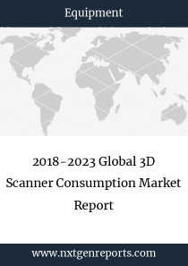 2018-2023 Global 3D Scanner Consumption Market Report