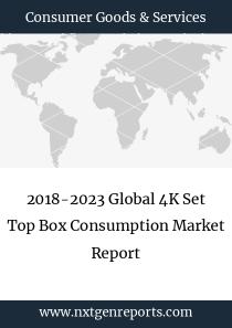 2018-2023 Global 4K Set Top Box Consumption Market Report