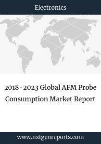 2018-2023 Global AFM Probe Consumption Market Report