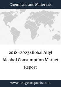 2018-2023 Global Allyl Alcohol Consumption Market Report