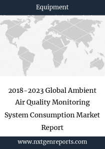 2018-2023 Global Ambient Air Quality Monitoring System Consumption Market Report