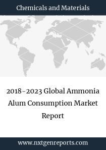 2018-2023 Global Ammonia Alum Consumption Market Report