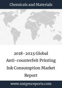 2018-2023 Global Anti-counterfeit Printing Ink Consumption Market Report