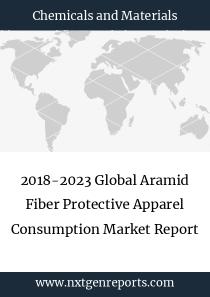 2018-2023 Global Aramid Fiber Protective Apparel Consumption Market Report