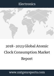 2018-2023 Global Atomic Clock Consumption Market Report