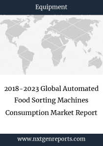 2018-2023 Global Automated Food Sorting Machines Consumption Market Report