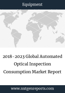 2018-2023 Global Automated Optical Inspection Consumption Market Report