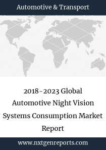 2018-2023 Global Automotive Night Vision Systems Consumption Market Report