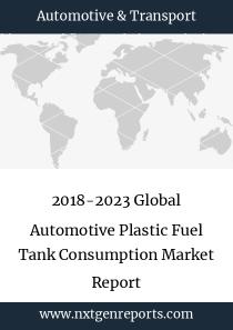 2018-2023 Global Automotive Plastic Fuel Tank Consumption Market Report