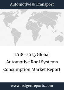 2018-2023 Global Automotive Roof Systems Consumption Market Report