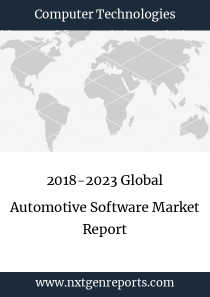 2018-2023 Global Automotive Software Market Report