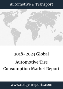 2018-2023 Global Automotive Tire Consumption Market Report