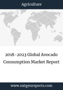 2018-2023 Global Avocado Consumption Market Report