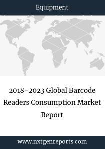 2018-2023 Global Barcode Readers Consumption Market Report