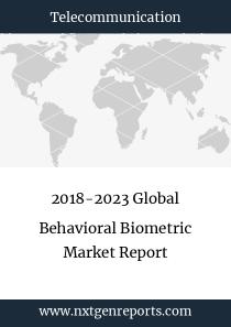 2018-2023 Global Behavioral Biometric Market Report