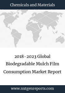 2018-2023 Global Biodegradable Mulch Film Consumption Market Report