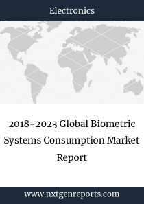 2018-2023 Global Biometric Systems Consumption Market Report