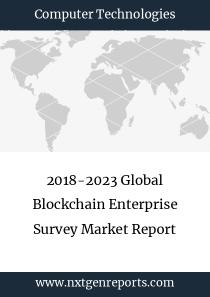 2018-2023 Global Blockchain Enterprise Survey Market Report