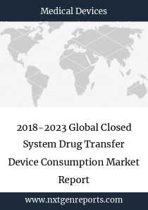2018-2023 Global Closed System Drug Transfer Device Consumption Market Report
