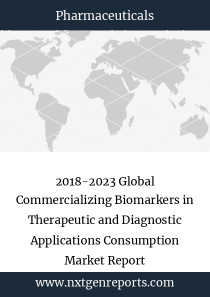 2018-2023 Global Commercializing Biomarkers in Therapeutic and Diagnostic Applications Consumption Market Report