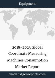 2018-2023 Global Coordinate Measuring Machines Consumption Market Report