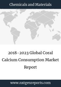 2018-2023 Global Coral Calcium Consumption Market Report