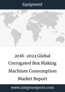 2018-2023 Global Corrugated Box Making Machines Consumption Market Report