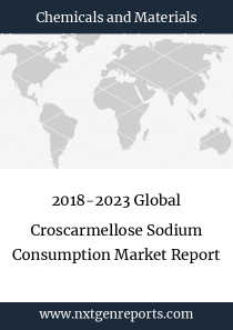 2018-2023 Global Croscarmellose Sodium Consumption Market Report