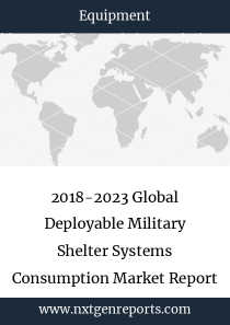 2018-2023 Global Deployable Military Shelter Systems Consumption Market Report