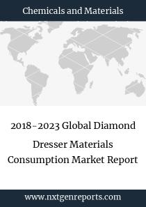2018-2023 Global Diamond Dresser Materials Consumption Market Report