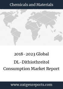 2018-2023 Global DL-Dithiothreitol Consumption Market Report