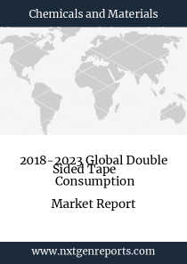 2018-2023 Global Double Sided Tape  Consumption Market Report