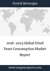 2018-2023 Global Dried Yeast Consumption Market Report