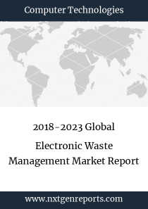 2018-2023 Global Electronic Waste Management Market Report