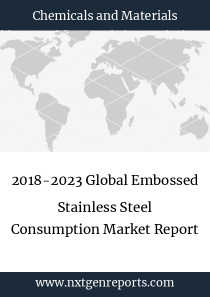 2018-2023 Global Embossed Stainless Steel Consumption Market Report