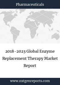 2018-2023 Global Enzyme Replacement Therapy Market Report