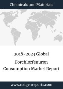 2018-2023 Global Forchlorfenuron Consumption Market Report