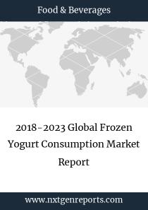 2018-2023 Global Frozen Yogurt Consumption Market Report