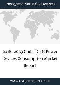 2018-2023 Global GaN Power Devices Consumption Market Report