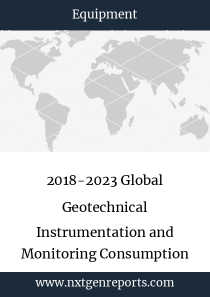 2018-2023 Global Geotechnical Instrumentation and Monitoring Consumption Market Report