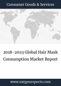2018-2023 Global Hair Mask Consumption Market Report