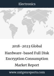 2018-2023 Global Hardware-based Full Disk Encryption Consumption Market Report