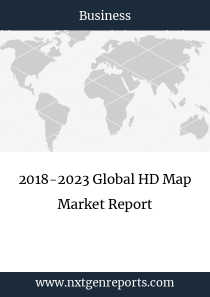 2018-2023 Global HD Map Market Report