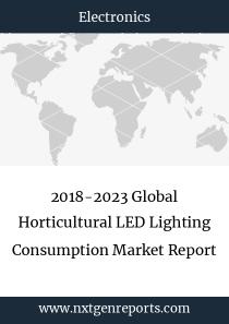 2018-2023 Global Horticultural LED Lighting Consumption Market Report