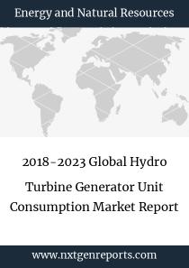 2018-2023 Global Hydro Turbine Generator Unit Consumption Market Report