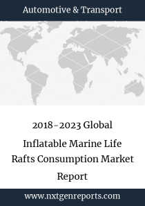 2018-2023 Global Inflatable Marine Life Rafts Consumption Market Report