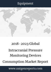2018-2023 Global Intracranial Pressure Monitoring Devices Consumption Market Report