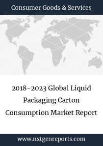 2018-2023 Global Liquid Packaging Carton Consumption Market Report